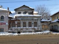 Nizhny Novgorod, Il'inskaya st, house 112. vacant building