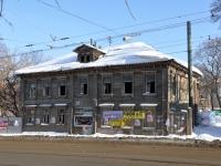 Нижний Новгород, улица Ильинская, дом 120. неиспользуемое здание
