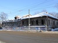 Nizhny Novgorod, Il'inskaya st, house 124. vacant building