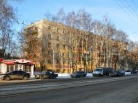 Nizhny Novgorod, Il'inskaya st, house 151. Apartment house