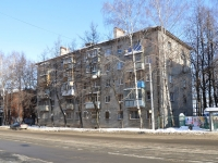 Nizhny Novgorod, Il'inskaya st, house 162. Apartment house