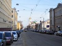 Nizhny Novgorod, Вид на улицуIl'inskaya st, Вид на улицу
