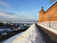 Nizhny Novgorod, kremlin ТАЙНИЦКАЯ БАШНЯ, Kreml st, house 1Б