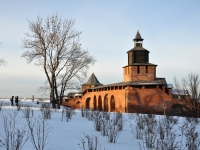 Нижний Новгород, кремль ЧАСОВАЯ БАШНЯ, улица Кремль, дом 1Г