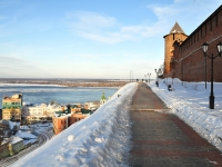 Nizhny Novgorod, kremlin СЕВЕРНАЯ БАШНЯ, Kreml st, house 1В
