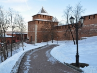 下諾夫哥羅德, 克林姆林宫 ИВАНОВСКАЯ БАШНЯ, Kreml st, 房屋 2Б