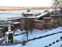 Нижний Новгород, кремль ИВАНОВСКАЯ БАШНЯ, улица Кремль, дом 2Б