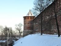 Nizhny Novgorod, kremlin БЕЛАЯ БАШНЯ, Kreml st, house 2В