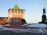 Nizhny Novgorod, kremlin ГЕОРГИЕВСКАЯ БАШНЯ, Kreml st, house 4Б