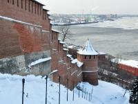 Nizhny Novgorod, kremlin БОРИСОГЛЕБСКАЯ БАШНЯ, Kreml st, house 4В