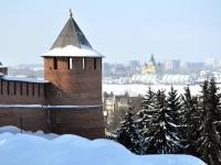 Нижний Новгород, кремль БОРИСОГЛЕБСКАЯ БАШНЯ, улица Кремль, дом 4В