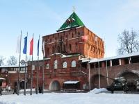Нижний Новгород, кремль ДМИТРОВСКАЯ БАШНЯ, улица Кремль, дом 6А