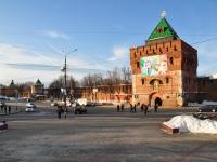 Nizhny Novgorod, kremlin ДМИТРОВСКАЯ БАШНЯ, Kreml st, house 6А