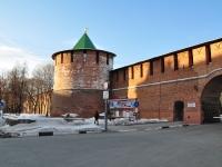 улица Кремль, дом 10А. кремль КЛАДОВАЯ БАШНЯ