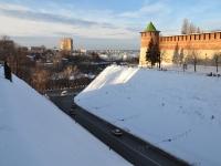 Нижний Новгород, кремль КОРОМЫСЛОВА БАШНЯ, улица Кремль, дом 12А