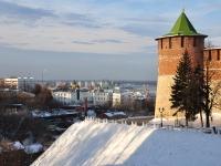 Nizhny Novgorod, kremlin КОРОМЫСЛОВА БАШНЯ, Kreml st, house 12А