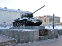 下諾夫哥羅德, 纪念碑 Танк Т-34Kreml st, 纪念碑 Танк Т-34