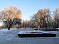 Нижний Новгород, мемориальный комплекс Вечный огоньулица Кремль, мемориальный комплекс Вечный огонь
