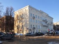 Нижний Новгород, улица Нестерова, дом 1. многоквартирный дом