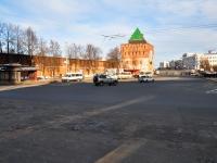 Нижний Новгород, площадь Минина и Пожарского. площадь Минина и Пожарского