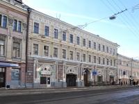 Нижний Новгород, улица Рождественская, дом 8. многоквартирный дом