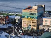 Нижний Новгород, улица Рождественская, дом 13. офисное здание МУРАВЕЙ