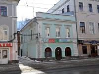 Нижний Новгород, улица Рождественская, дом 14А. многоквартирный дом