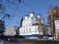 Nizhny Novgorod, church ЗНАМЕНИЯ БОЖИЕЙ МАТЕРИ И СВЯТЫХ ЖЕН МИРОНОСИЦ, Dobrolyubov st, house 13А