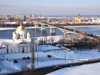 Нижний Новгород, мост Канавинскийулица Советская, мост Канавинский
