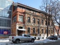 Nizhny Novgorod, Minin st, house 18А. Apartment house