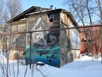 下諾夫哥羅德, Minin st, 房屋 21. 未使用建筑