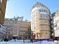 Nizhny Novgorod, Minin st, house 43А. Apartment house