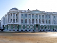 neighbour house: st. Verhnevolzhskaya naberezhnaya, house 1. academy НИЖЕГОРОДСКАЯ ГОСУДАРСТВЕННАЯ МЕДИЦИНСКАЯ АКАДЕМИЯ