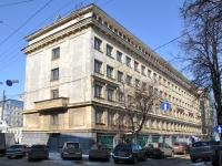 Nizhny Novgorod, hotel Волжский откос, Verhnevolzhskaya naberezhnaya st, house 2А