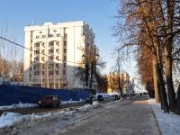Нижний Новгород, улица Верхневолжская набережная, дом 9А. гостиница (отель) ОКТЯБРЬСКАЯ