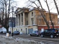 Nizhny Novgorod, sample of architecture Дом-особняк купчихи О.И. Каменской, Verhnevolzhskaya naberezhnaya st, house 11