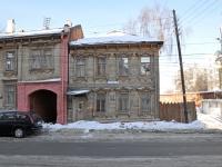 Нижний Новгород, улица Сергиевская, дом 13А. многоквартирный дом