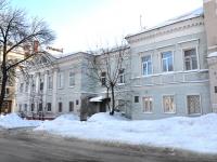 Нижний Новгород, улица Сергиевская, дом 14. многоквартирный дом