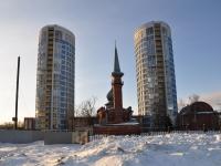 Нижний Новгород, улица Казанская набережная, дом 5. многоквартирный дом
