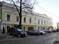 Нижний Новгород, улица Алексеевская, дом 5. офисное здание