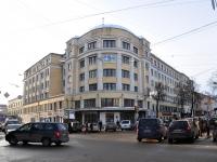 Нижний Новгород, общежитие ВГАВТ, №1, улица Алексеевская, дом 7