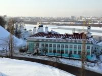 Нижний Новгород, улица Похвалинский съезд, дом 5. семинария