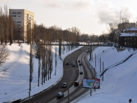 Нижний Новгород, Вид на улицуулица Похвалинский съезд, Вид на улицу