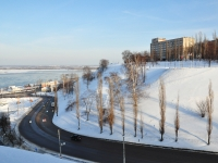 Nizhny Novgorod, Вид на улицуPokhvalinsky s'ezd st, Вид на улицу