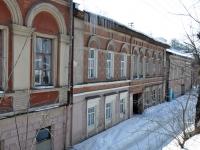 Nizhny Novgorod, Chernigovskaya st, house 6. Apartment house