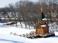 Nizhny Novgorod, chapel В ЧЕСТЬ СВЯТИТЕЛЯ АЛЕКСИЯ МОСКОВСКОГО, Chernigovskaya st, house 7В