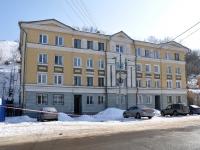 Nizhny Novgorod, Chernigovskaya st, house 9. Apartment house