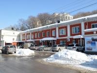 Нижний Новгород, улица Черниговская, дом 11. офисное здание