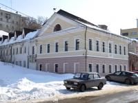 Nizhny Novgorod, Chernigovskaya st, house 17. office building