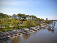 Nizhny Novgorod, Chernigovskaya st, embankment